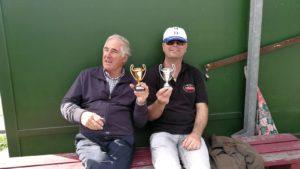 Bravo aan Bart en Henk voor hun twede en derde plaats in de F3A - B Wedstrijd !